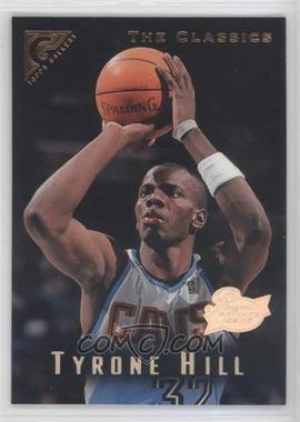 1995-96 Topps Gallery - [Base] - Players Private Issue #63 - Tyrone Hill