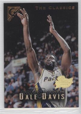 1995-96 Topps Gallery - [Base] - Players Private Issue #75 - Dale Davis