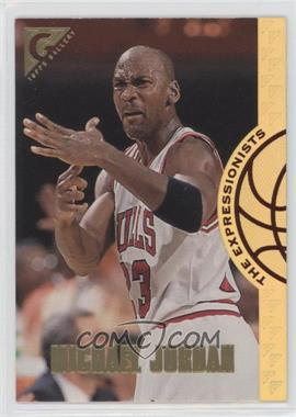 1995-96 Topps Gallery - The Expressionists #EX2 - Michael Jordan