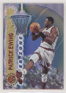 1995-96 Topps Stadium Club - Power Zone #PZ3 - Patrick Ewing
