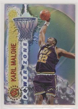 1995-96 Topps Stadium Club - Power Zone #PZ4 - Karl Malone