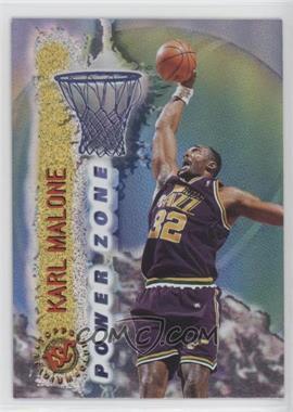 1995-96 Topps Stadium Club - Power Zone #PZ4 - Karl Malone [EXtoNM]