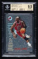Michael Jordan [BGS9.5GEMMINT]