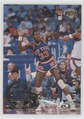 1995-96 Upper Deck - [Base] - Electric Court #140 - Patrick Ewing