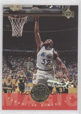 1995-96 Upper Deck - [Base] - Electric Court #173 - Shaquille O'Neal