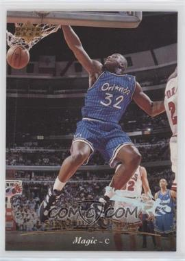 1995-96 Upper Deck - [Base] - Electric Court #95 - Shaquille O'Neal