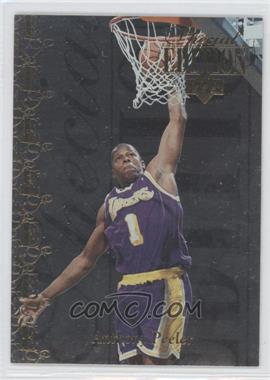 1995-96 Upper Deck - Special Edition - Gold #SE40 - Anthony Peeler