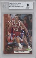 Aaron McKie /3500 [BGS 8 NM‑MT]