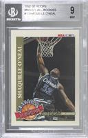 Shaquille O'Neal [BGS 9 MINT]