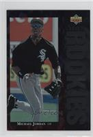 Michael Jordan (1994 Upper Deck Baseball) [Noted] #/45,000