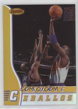 1996-97 Bowman's Best - [Base] - Refractor #37 - Cedric Ceballos
