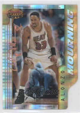 1996-97 Bowman's Best - Cuts - Atomic Refractor #BC8 - Alonzo Mourning