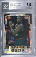 Shawn Kemp, Glen Rice [BGS 8.5 NM‑MT+]