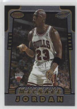 1996-97 Bowman's Best - Honor Roll #HR2 - Michael Jordan, Hakeem Olajuwon