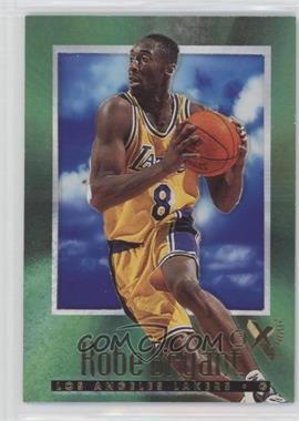 1996-97 EX2000 - [Base] #30 - Kobe Bryant