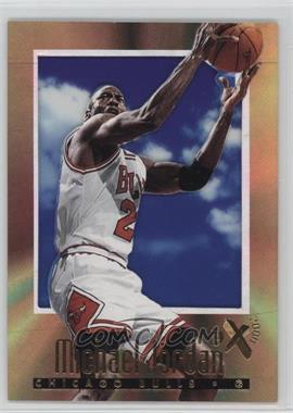 1996-97 EX2000 - [Base] #9 - Michael Jordan