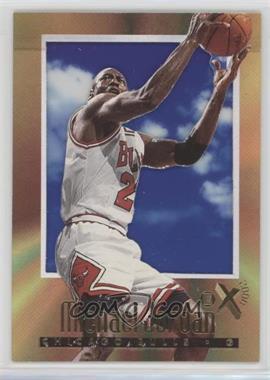 1996-97 EX2000 - [Base] #9 - Michael Jordan