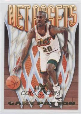 1996-97 EX2000 - Net Assets #14 - Gary Payton