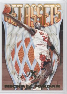 1996-97 EX2000 - Net Assets #8 - Michael Jordan