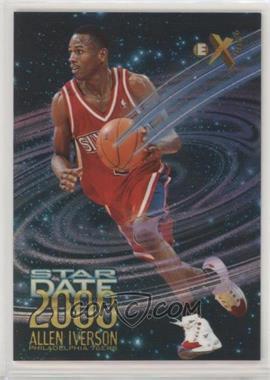 1996-97 EX2000 - Star Date 2000 #7 - Allen Iverson