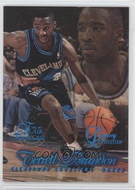 1996-97 Flair Showcase - [Base] - Legacy Collection Row 1 #55 - Terrell Brandon /150