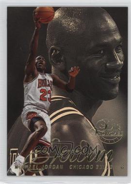 1996-97 Flair Showcase - [Base] - Row 2 #23 - Michael Jordan