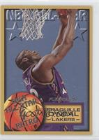 NBA All-Star Retro - Shaquille O'Neal