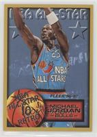 NBA All-Star Retro - Michael Jordan