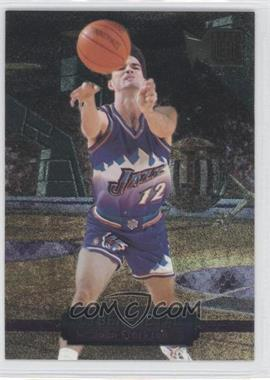 1996-97 Fleer Metal - Cyber-Metal #19 - John Stockton