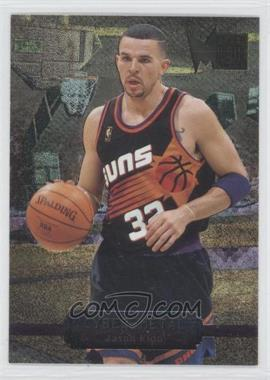 1996-97 Fleer Metal - Cyber-Metal #7 - Jason Kidd