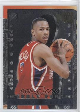 1996-97 Fleer Metal - Freshly Forged #8 - Allen Iverson