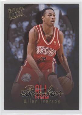 1996-97 Fleer Ultra - All Rookie #7 - Allen Iverson