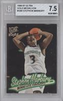 Stephon Marbury [BGS 7.5 NEAR MINT+]