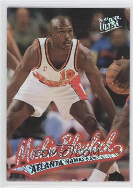 1996-97 Fleer Ultra - [Base] - Platinum Medallion Edition #P-1 - Mookie Blaylock