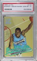 Shareef Abdur-Rahim [PSA 10 GEM MT]