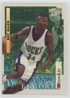 Encore Rookies - Ray Allen [Noted]