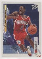 Encore Rookies - Allen Iverson