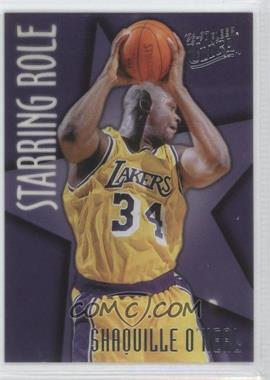 1996-97 Fleer Ultra - Starring Role #8 - Shaquille O'Neal