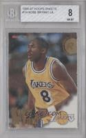 Kobe Bryant [BGS8NM‑MT]