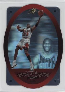 1996-97 SPx - [Base] #8.1 - Michael Jordan