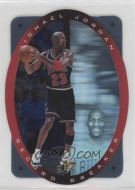 1996-97 SPx - Michael Jordan Record Breaker #R1.1 - Michael Jordan (Base)