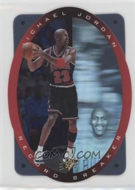 1996-97 SPx - Michael Jordan Record Breaker #R1.1 - Michael Jordan (Base)