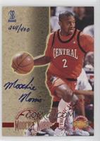 Moochie Norris /400