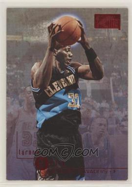 1996-97 Skybox Premium - [Base] - Star Rubies #143 - Tyrone Hill [EXtoNM]