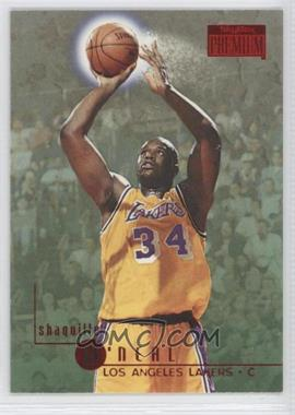 1996-97 Skybox Premium - [Base] - Star Rubies #163 - Shaquille O'Neal