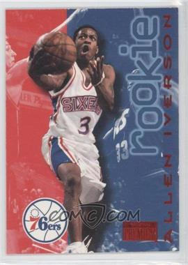 1996-97 Skybox Premium - [Base] - Star Rubies #216 - Allen Iverson
