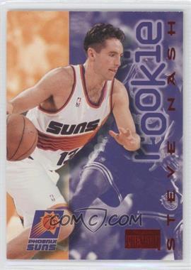 1996-97 Skybox Premium - [Base] - Star Rubies #227 - Steve Nash
