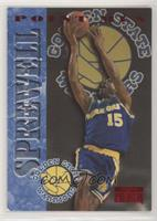 Latrell Sprewell [EX to NM]