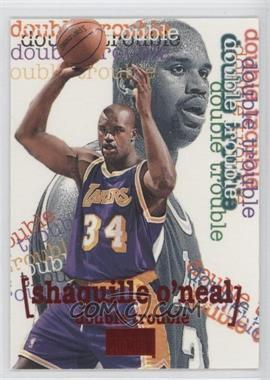 1996-97 Skybox Premium - [Base] - Star Rubies #274 - Shaquille O'Neal