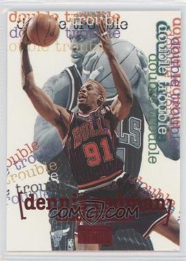 1996-97 Skybox Premium - [Base] - Star Rubies #276 - Dennis Rodman